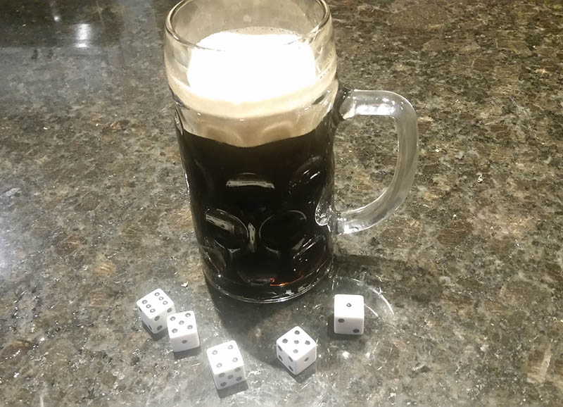 Beer and Dice