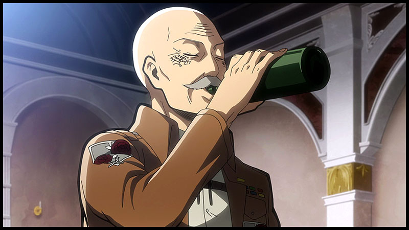 Attack On Titan Drinking Game