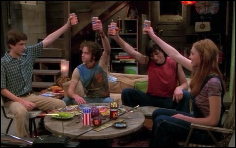 That 70s Show Drinking Game - thechuggernauts.com