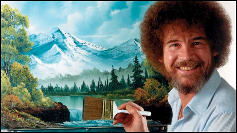 The Bob Ross Drinking Game - TheChuggernauts.com