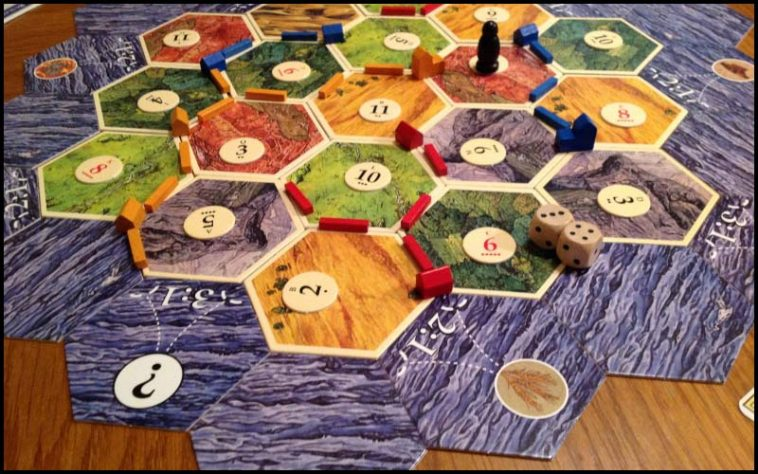 Settlers Of Catan Drinking Game - thechuggernauts.com