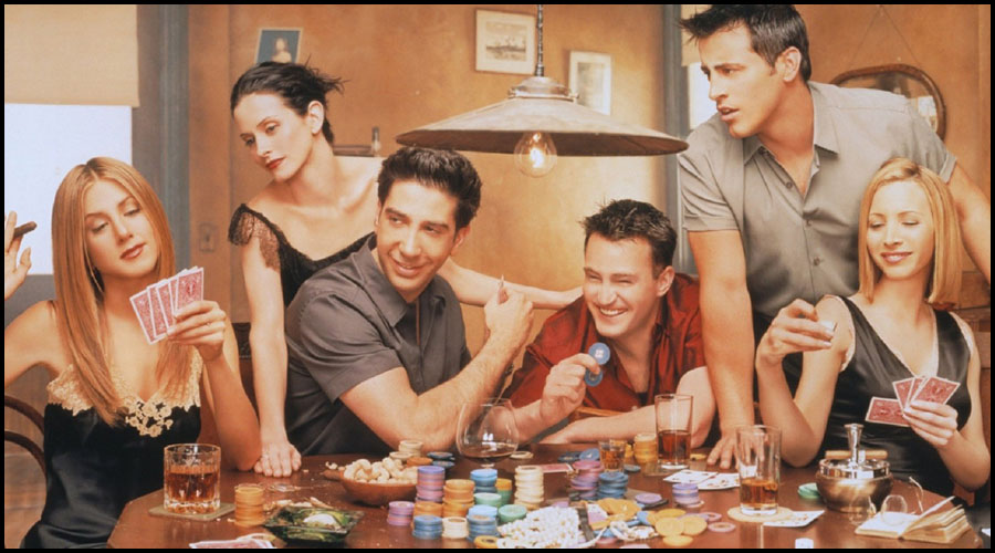 The Friends Drinking Game - thechuggernauts.com