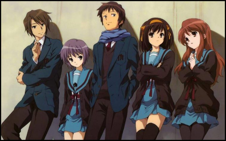 The Melancholy of Haruhi Suzumiya Drinking Game - thechuggernauts.com