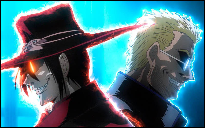 Hellsing Ultimate Drinking Game - thechuggernauts.com