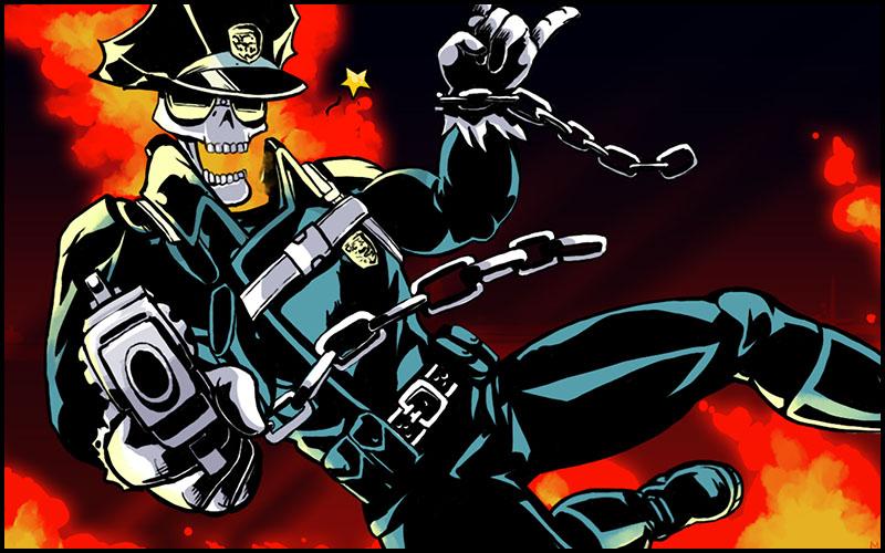 Inferno Cop - TheChuggernauts.com