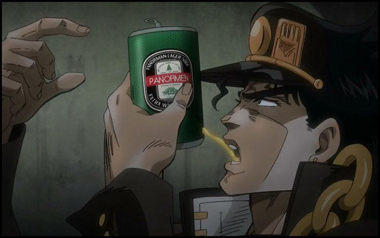 JoJo Drinking Game - theChuggernauts.com