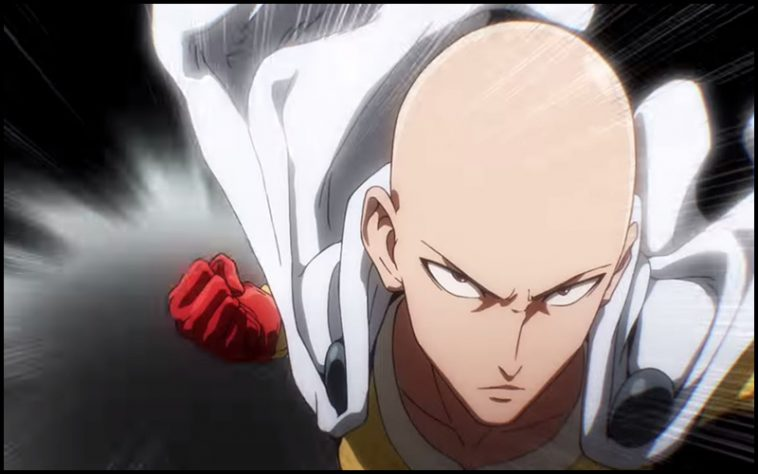 One Punch Man Drinking Game - thechuggernauts.com