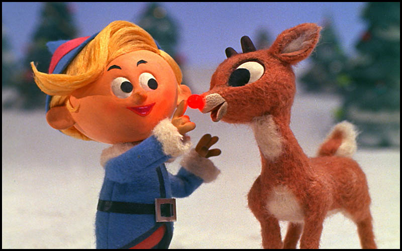 Rudolph Drinking Game