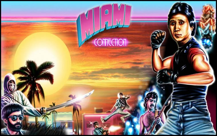Miami Connection Drinking Game - thechuggernauts.com