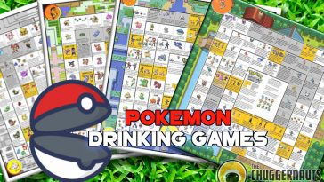 Pokemon Drinking Games at www.thechuggernauts.com