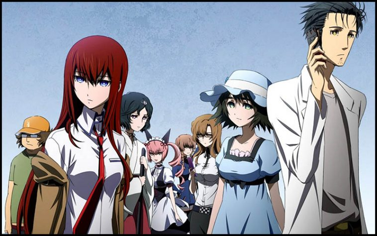 Steins;Gate Drinking Game - TheChuggernauts