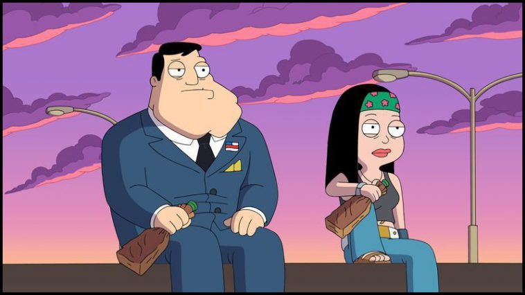 American Dad Drinking Game - theChuggernauts.com