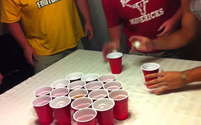 Boom Cup Drinking Game - theChuggernauts.com