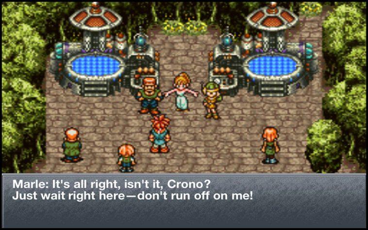 Chrono Trigger Drinking Game - theChuggernauts.com