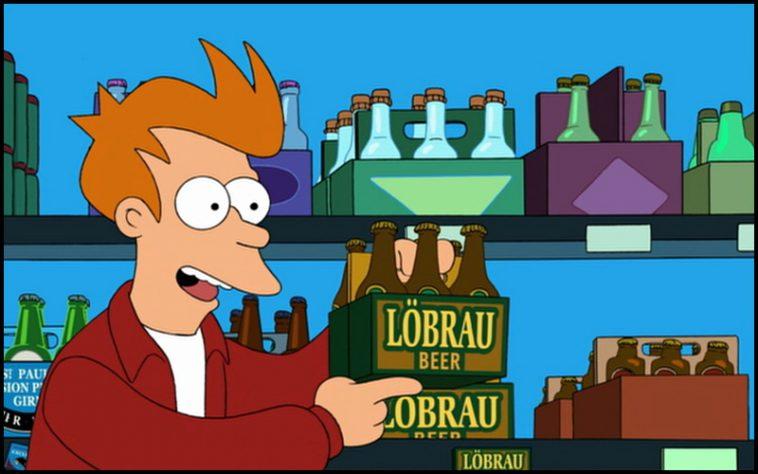 Futurama Drinking Game - theChuggernauts.com