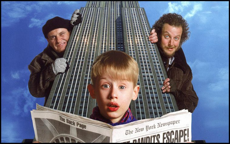 Home Alone 2 Drinking Game - theChuggernauts.com