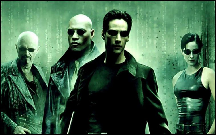 The Matrix Drinking Game - theChuggernauts.com