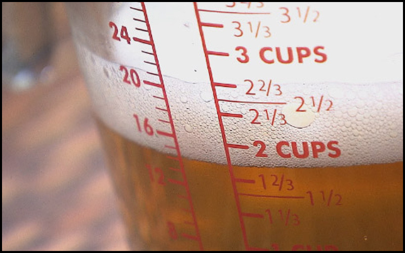 Drinking Measuring Cup - theChuggernauts.com
