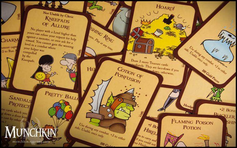 Drunkin Munchkin A Munchkin Drinking Game The Chuggernauts