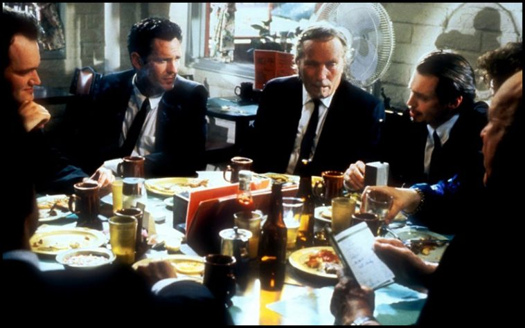 Reservoir Dogs Drinking Game - theChuggernauts.com