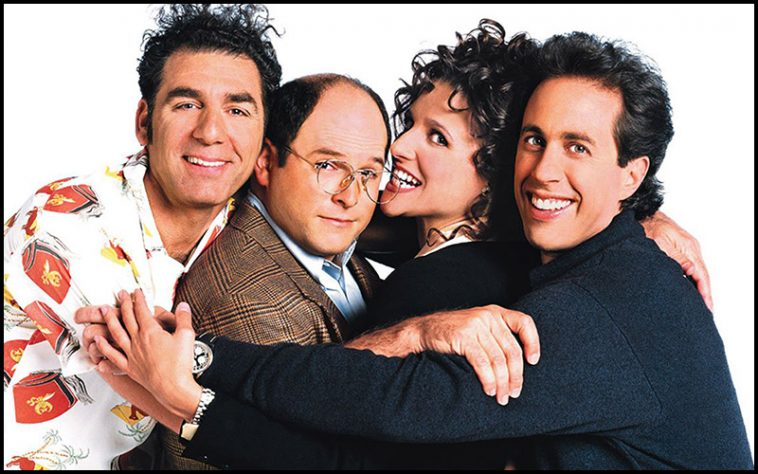 Seinfeld Drinking Game - theChuggernauts.com