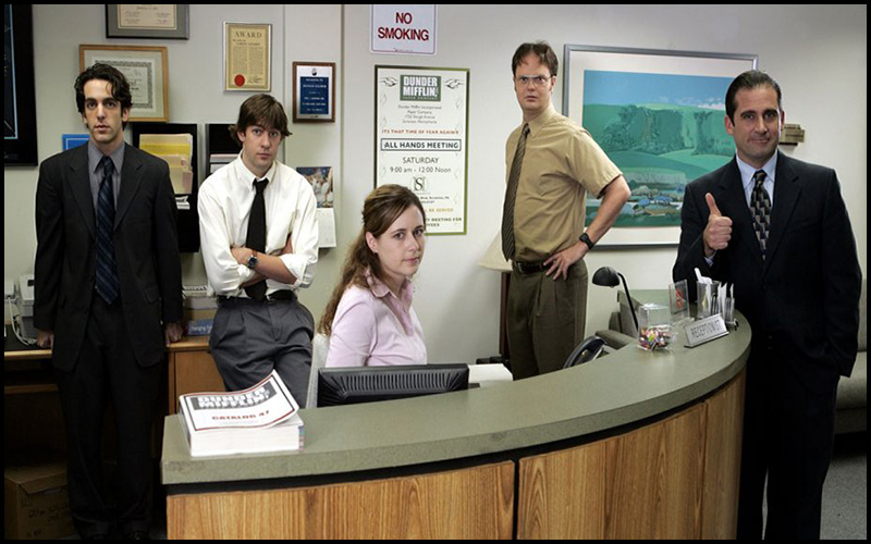The Office Drinking Game - theChuggernauts.com