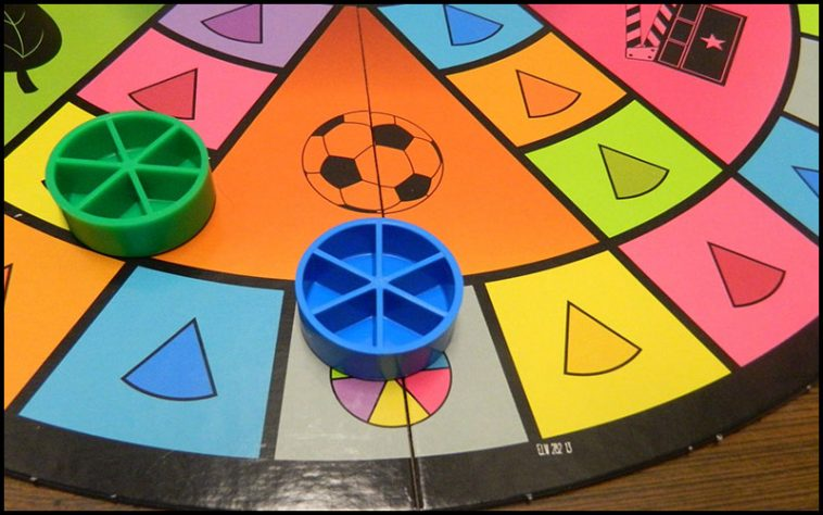 Trivial Pursuit Drinking Game - theChuggernauts.com