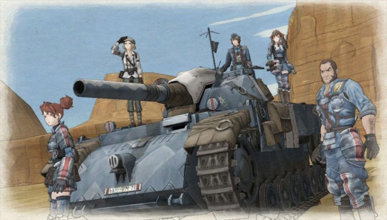 Valkyria Chronicles Drinking Game - theChuggernauts.com