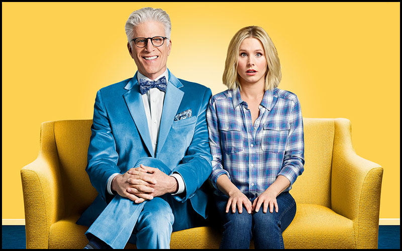 The Good Place Drinking Game - theChuggernauts.com