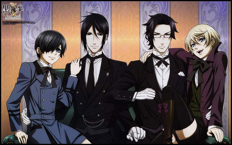 Black Butler Drinking Game - theChuggernauts.com