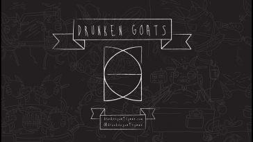Drunken Goats Drinking Game - theChuggernauts.com