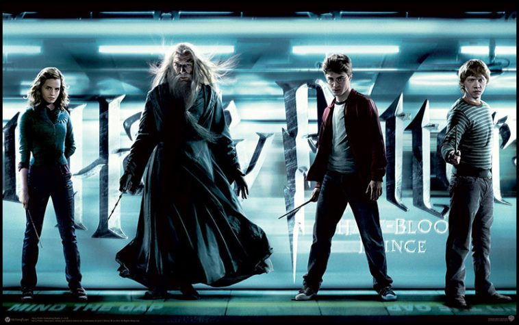 Harry Potter and the Half Blood Prince - theChuggernauts.com
