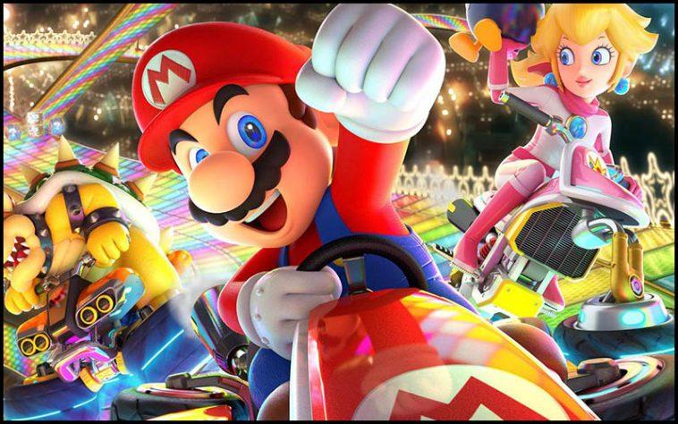 Mario Kart Drinking Game - theChuggernauts.com
