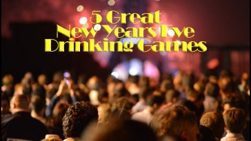New Years Eve Drinking Game - theChuggernauts.com