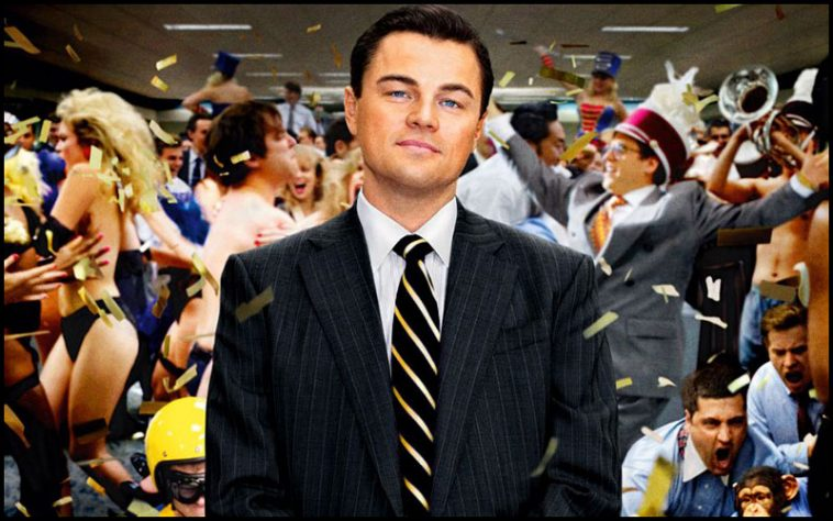 The Wolf of Wall Street Drinking Game - theChuggernauts.com