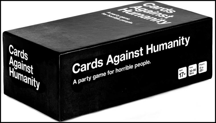 Cards Against Humanity Drinking Game - theChuggernauts.com