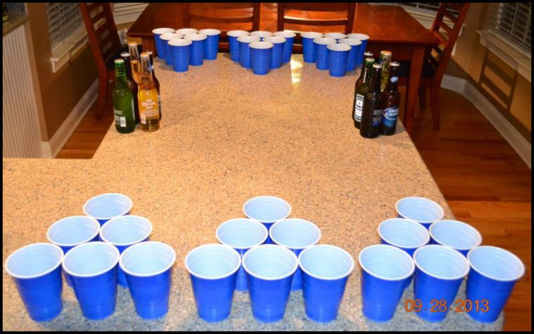 Civil War Drinking Game - theChuggernauts.com