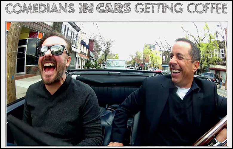 Comedians in Cars Getting Coffee Drinking Game - theChuggernauts.com