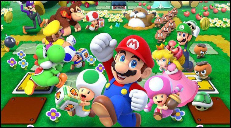 Mario Drinking Game - theChuggernauts.com