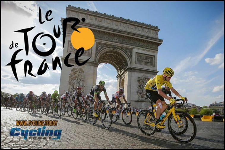 Tour de France Drinking Game - theChuggernauts.com