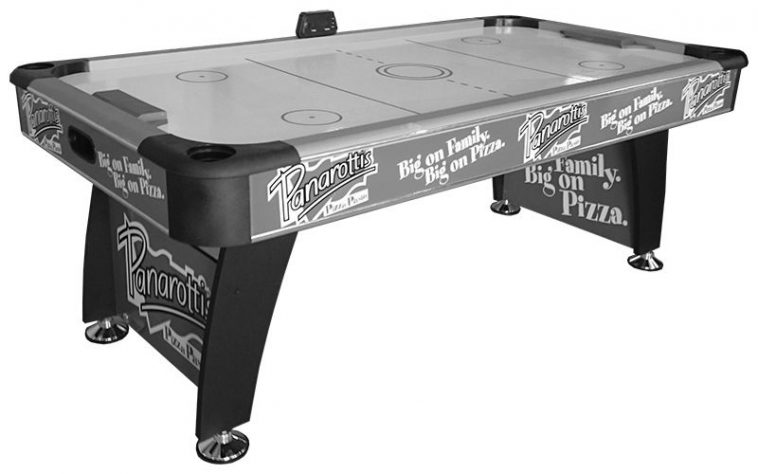 Air Hockey Drinking Game - theChuggernauts.com