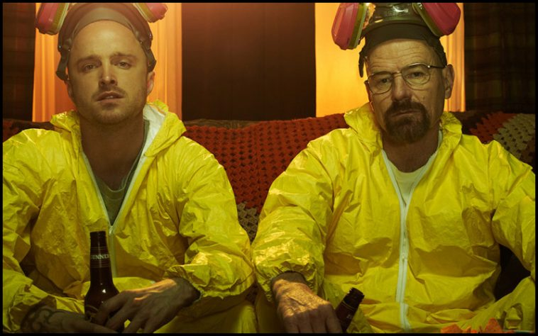 Breaking Bad Drinking Game - theChuggernauts.com