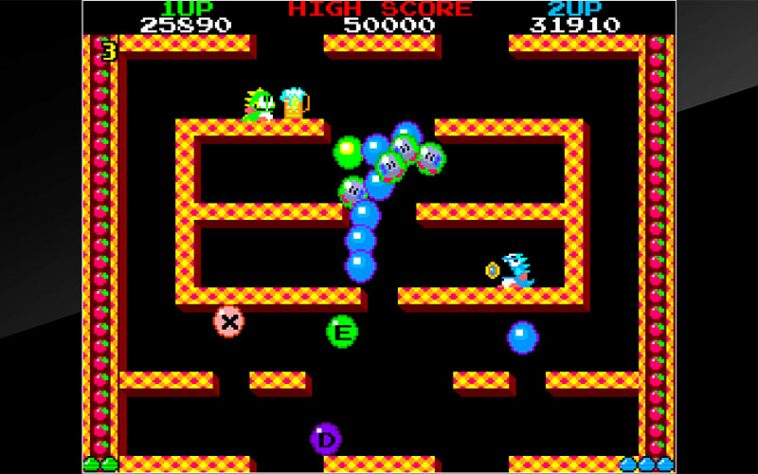 Bubble Bobble Drinking Game - theChuggernauts.com