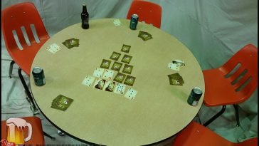 Pyramid Drinking Game - theChuggernauts.com