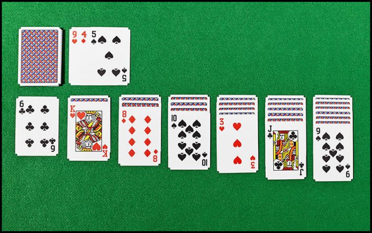The Solitaire Drinking Game - theChuggernauts.com
