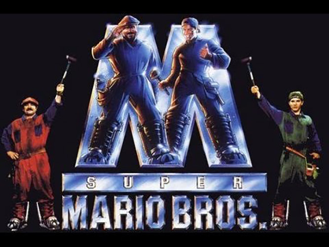 mario bros movie yoshi