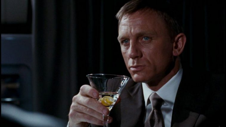 The James Bond Drinking Game - theChuggernauts.com