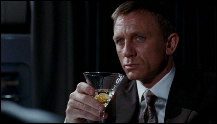The James Bond Drinking Game - theChuggernauts.com