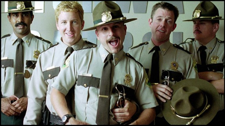 The Super Troopers Drinking Game - theChuggernauts.com