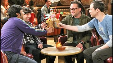 The Big Bang Theory Drinking Game - theChuggernauts.com